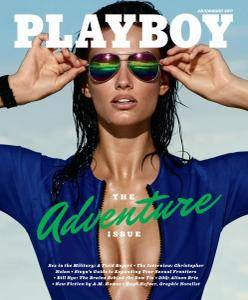 Playboy USA - July-August 2017
