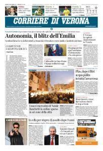 Corriere di Verona - 19 Ottobre 2017