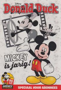 Donald Duck - 2018 - 47-Mickey Is Jarig! Speciaal Voor Abonnees