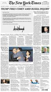 The New York Times  May 10 2017