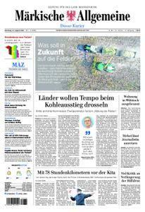 Märkische Allgemeine Dosse Kurier - 21. August 2018
