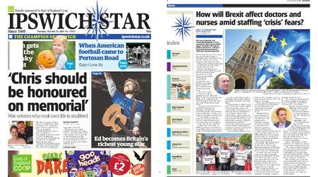 Ipswich Star – October 29, 2019