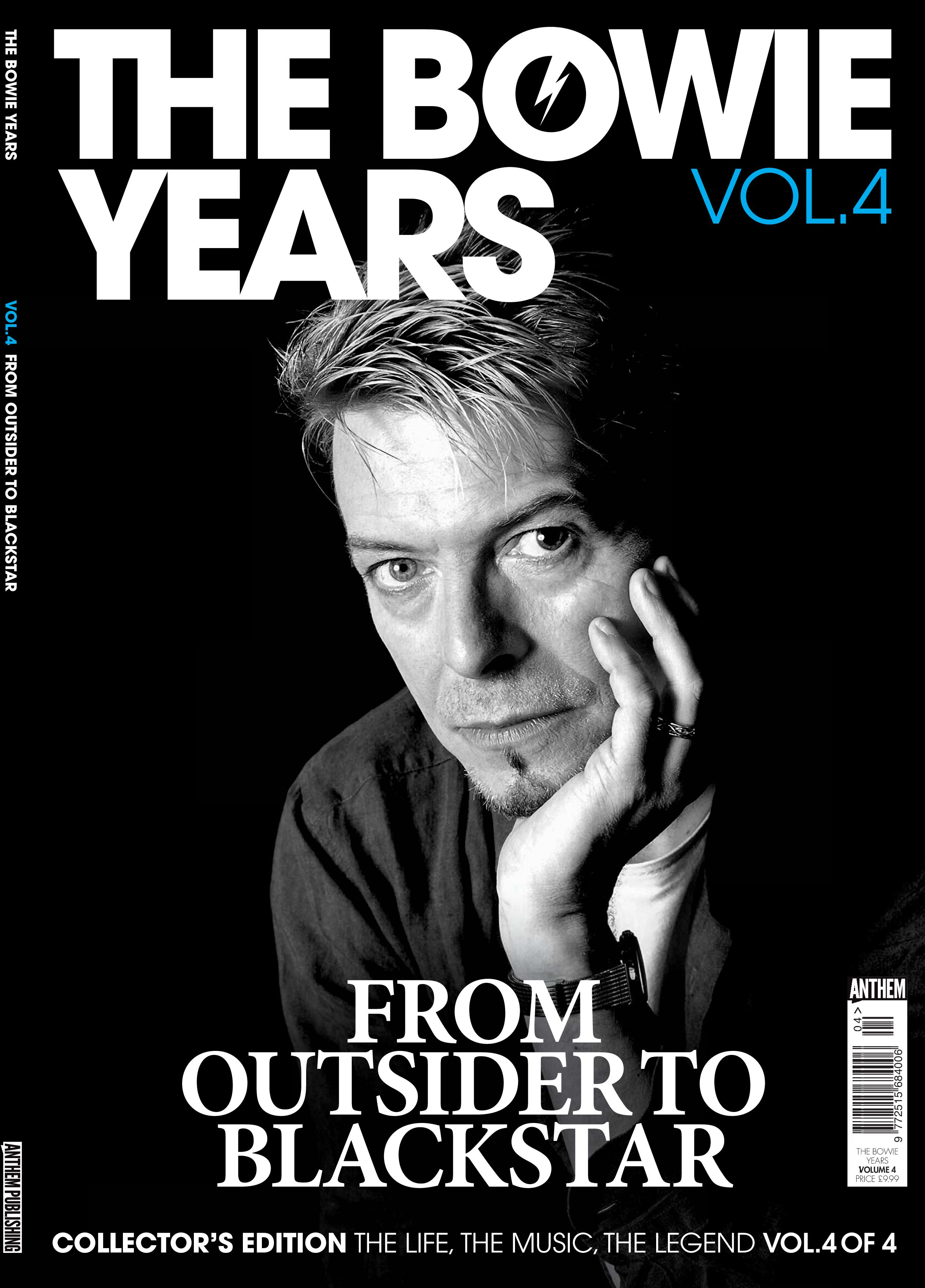 The Bowie Years – October 2018
