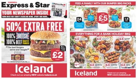 Express and Star Sandwell Edition – May 23, 2019