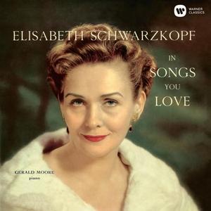 Elisabeth Schwarzkopf & Gerald Moore - Songs You Love (Remastered) (2019)