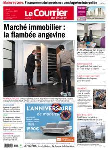 Le Courrier de l'Ouest Angers – 01 octobre 2020