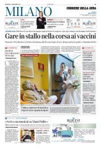 Corriere della Sera Milano – 06 dicembre 2020