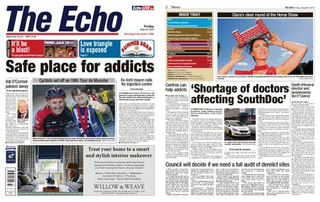Evening Echo – August 09, 2019