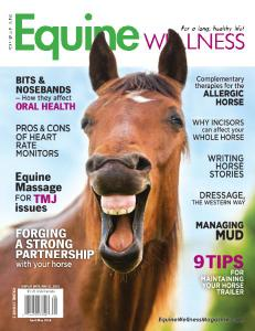Equine Wellness Magazine - April-May 2018