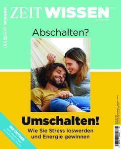 Zeit Wissen - Juli/August 2019