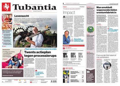 Tubantia - Enschede – 22 augustus 2018