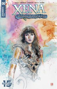 Xena-Warrior Princess 006 2019 3 covers Digital DR & Quinch