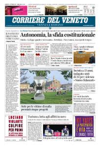 Corriere del Veneto Vicenza e Bassano – 11 ottobre 2019