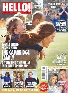 Hello! Magazine UK - 06 April 2020