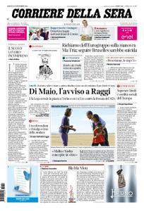Corriere della Sera – 10 novembre 2018
