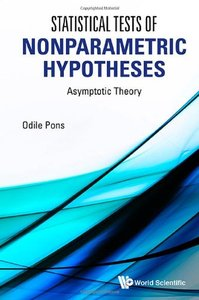 Statistical Tests of Nonparametric Hypotheses: Asymptotic Theory