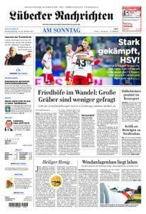 Lübecker Nachrichten Ostholstein Süd - 22. Oktober 2017