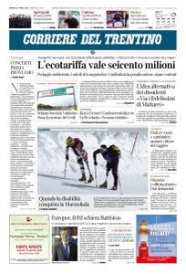 Corriere del Trentino - 12 Aprile 2019