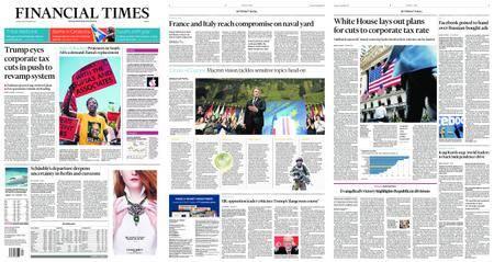 Financial Times Europe – September 28, 2017