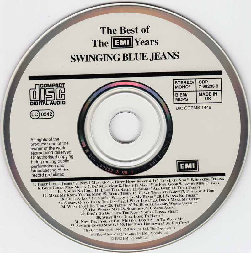 Original Versions Of Blue Swinging Mama By Shakin Stevens And The Sunsets