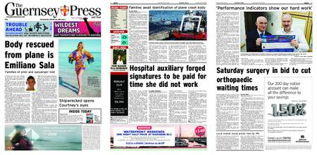 The Guernsey Press – 08 February 2019