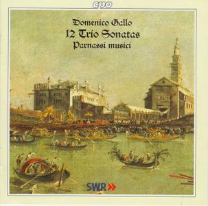 Parnassi Musici - Domenico Gallo: 12 Trio Sonatas (2000) (Repost)