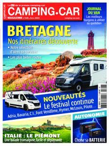 Camping-Car Magazine - avril 2020