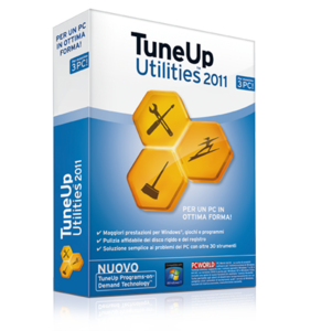 TuneUp Utilities™ 2011 vers. 10.0.4310.32