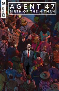 Agent 47-Birth of the Hitman 005 2018 2 covers digital F Son of Ultron
