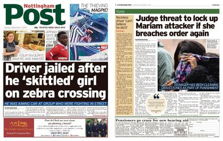 Nottingham Post – September 03, 2019
