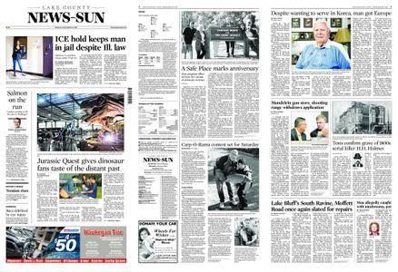 Lake County News-Sun – September 04, 2017
