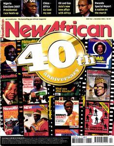 New African - December 2006