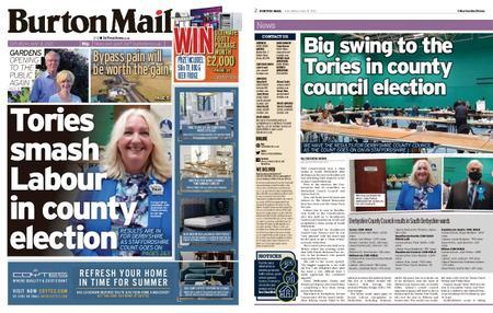 Burton Mail – May 08, 2021