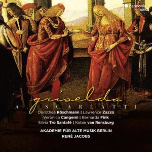 Akademie für Alte Musik Berlin & René Jacobs - Scarlatti: Griselda, Op. 114 (2019)