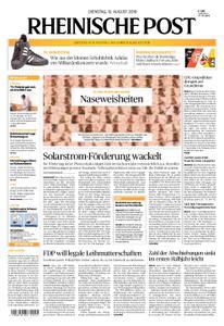 Rheinische Post – 13. August 2019