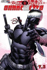 IDW-G I Joe Cobra Civil War Snake Eyes Vol 02 2012 Hybrid Comic eBook