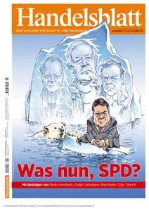 Handelsblatt - 13. November 2015
