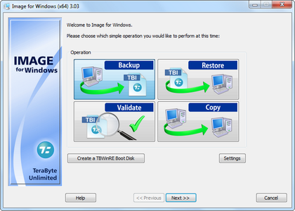 TeraByte Drive Image Backup & Restore Suite 3.31 Multilingual + Portable
