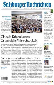 Salzburger Nachrichten - 13 August 2019