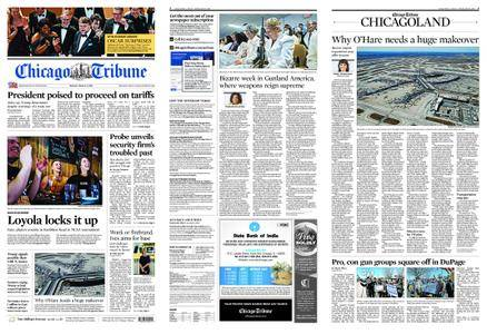 Chicago Tribune – March 05, 2018