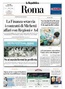 la Repubblica Roma - 11 Giugno 2021