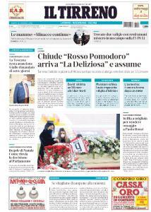 Il Tirreno Livorno - 12 Dicembre 2020