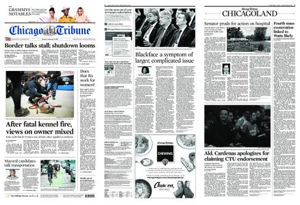 Chicago Tribune – February 11, 2019