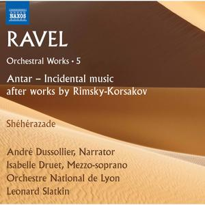 Leonard Slatkin - Maurice Ravel: Orchestral Works, Vol. 5 (2017) [Official Digital Download 24/96]