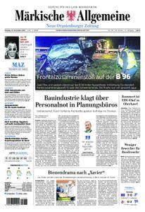 Neue Oranienburger Zeitung - 27. November 2017