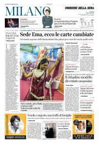 Corriere della Sera Milano - 12 Febbraio 2018