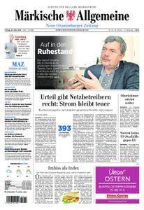 Neue Oranienburger Zeitung - 23. März 2018