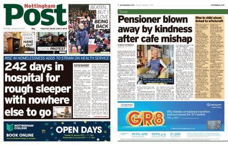 Nottingham Post – January 21, 2019