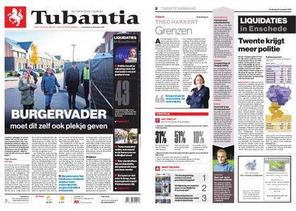 Tubantia - Enschede – 15 november 2018