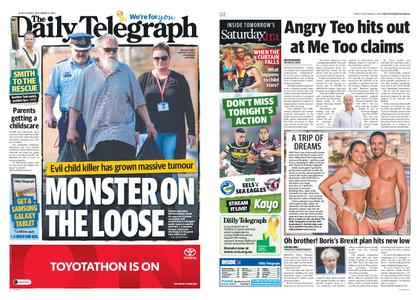 The Daily Telegraph (Sydney) – September 06, 2019